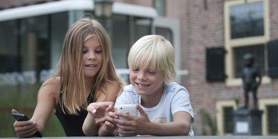 smartphone Bartje Assen