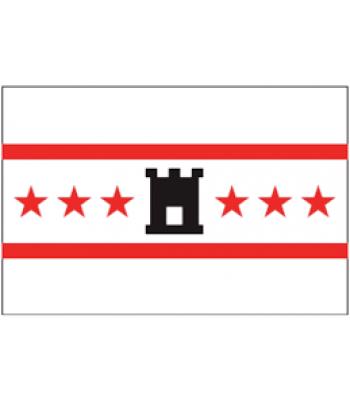 Bestel uw Drentse vlag bij www.dekkervlaggen.nl