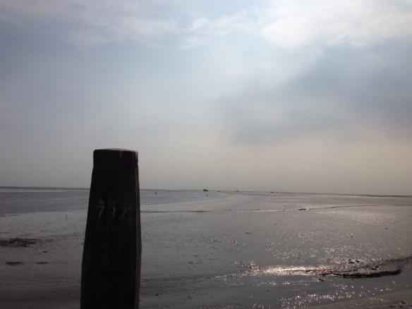 Noordzee bij Schiermonnikoog