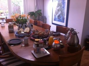 Fries ontbijt De Thuiskamer